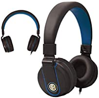 Inter Techmade tm-ip952-inter Auriculares Multimedia Benzema Negro/Azul