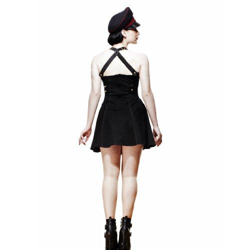 Hell Bunny Kleid BUSBY DRESS black Black