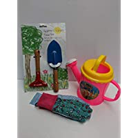 Other Pink Watering Can Metal Gardening Tools & Gloves Childrens Garden
