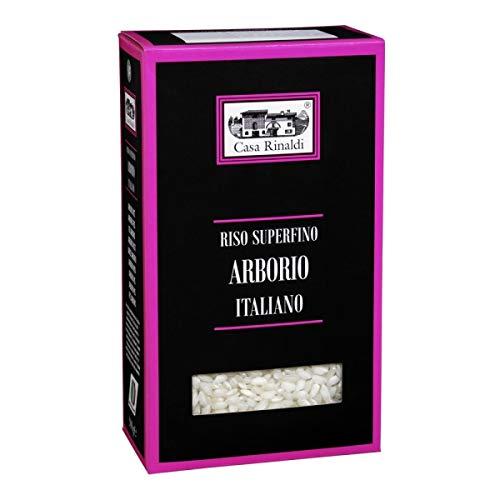 Risotto Reis | Arborio Italiano | Casa Rinaldi | 500g Nettofüllmenge