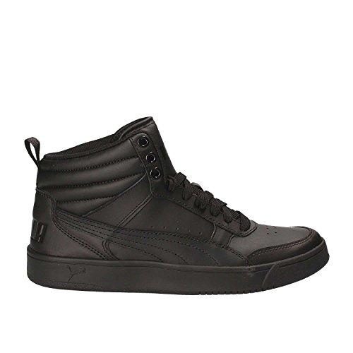 Puma Unisex Rebound Street v2 L Sneaker, Schwarz Preisvergleich