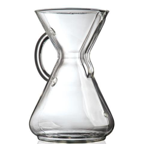 41smU6zZfvL - BEST BUY #1 Chemex 10-Cup Coffee Maker with Glass Handle Reviews and price compare uk