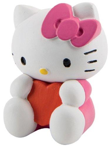 53454 - BULLYLAND - Hello Kitty Valentine Hello Kitty Figuren