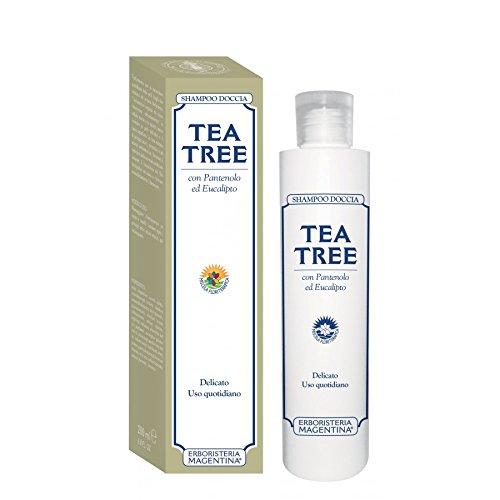 TEA TREE SHAMPOO DOCCIA 200