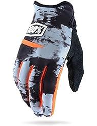 Inconnu ridecamp guantes Mixta, color Gris Tiedye, tamaño XXL