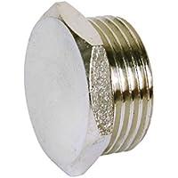 Cofan 06170002 Tapón hexagonal rosca macho R-1/8