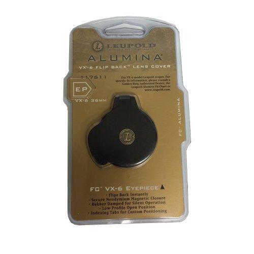 Leupold Alumina VX-6 Flip-Back Lens cover, Eyepiece, 36mm by Leupold (Flip Leupold)