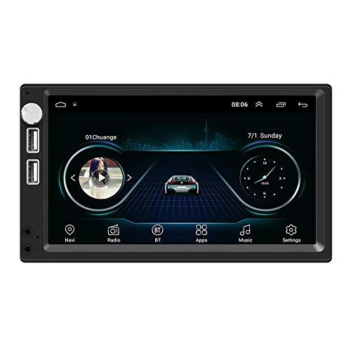 Preisvergleich Produktbild A5,  17, 8 cm (7 Zoll) Android 8.1,  Autoradio MP5 Player GPS Navi FM Radio WiFi BT4.0