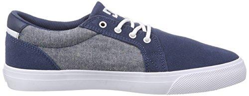 DC COUNCIL SE Damen Sneakers Blau (Denim)