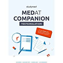 """MedAT Companion Testsimulation: Für den MedAT 2017 inkl. dem neuen Untertest """"Emotionen erkennen"""""""