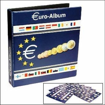 Münzalbum Europa für alle Eurosätze