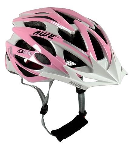 AWE® AeroLiteTM Ladies Bicycle Helmet - Pink, Size 56-58