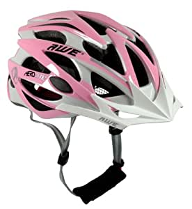 awe aerolitetm ladies bicycle helmet pink size 56 58. Black Bedroom Furniture Sets. Home Design Ideas