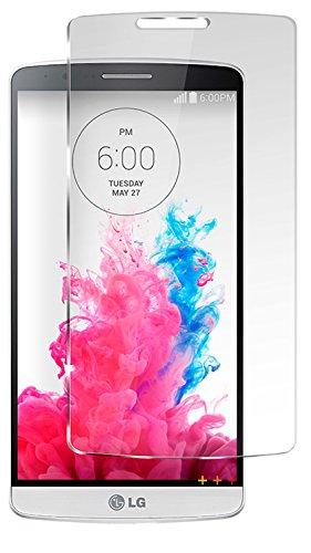 Copter Exoglass Displayschutzfolie Chemisch Gehärtet Multischicht Kratzfest Schutzglas Screen Protector für LG G3 - Transparent (Lg G3 Privacy Screen Protector)