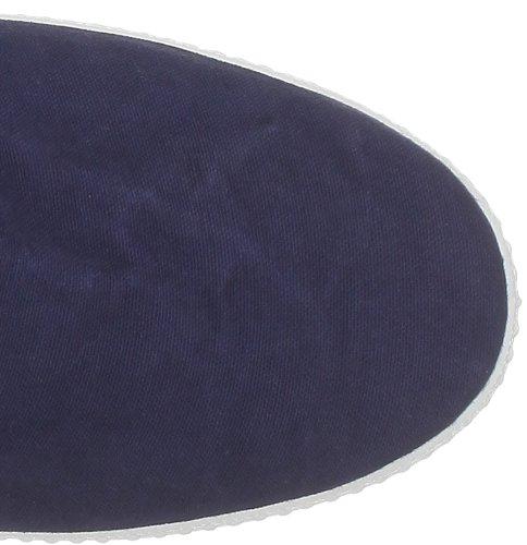 Victoria - Safari Lona Tintada, Scarpe stringate Unisex – Adulto Blu (Blau (Marino))
