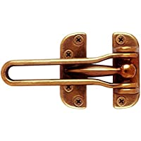eseLife Strong Door Guard/Security Latch (Antique)