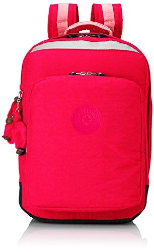 Kipling - COLLEGE - Grand sac à dos - Flamb Shell C - (Rose)