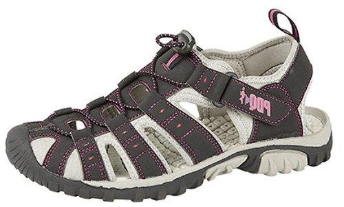 PDQ - Sandalias de vestir para mujer