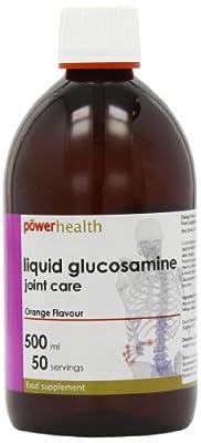 Power Health Glucosamine Orange Liquid 500ml by Power Health