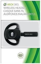Wireless Headset - Black (Xbox 360)