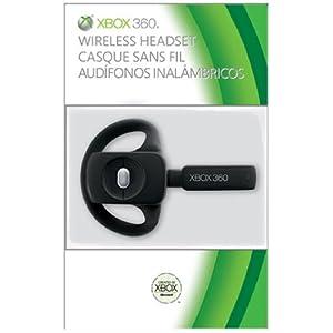 Xbox 360 – Wireless Headset Black