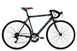 "KS Cycling 230R Piccadilly Vélo de route Noir 28""..."