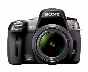 Sony DSLR-A550L (Alpha 550L) Digitalkamera 14.2 (4592 x 3056) + SAL-1855
