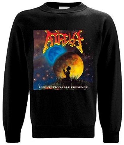 Atheist - Unquestionable Presence - Sweat Shirt - Größe Size XL
