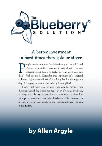 The Blueberry Solution: A Survival Strategy by Allen Argyle (2011-11-15)