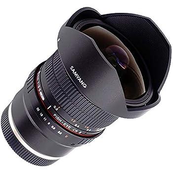 Samyang SAM8T38SONYE - Objetivo para cámara 8 mm T3.8 Fisheye ...