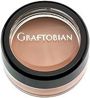 Graftobian Face Concealer - Pack of 1, Soft Orange