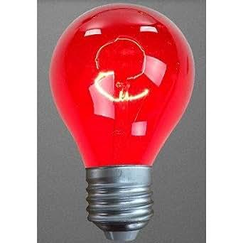 Lm Buld 2 ampoule Couleur :  Rouge
