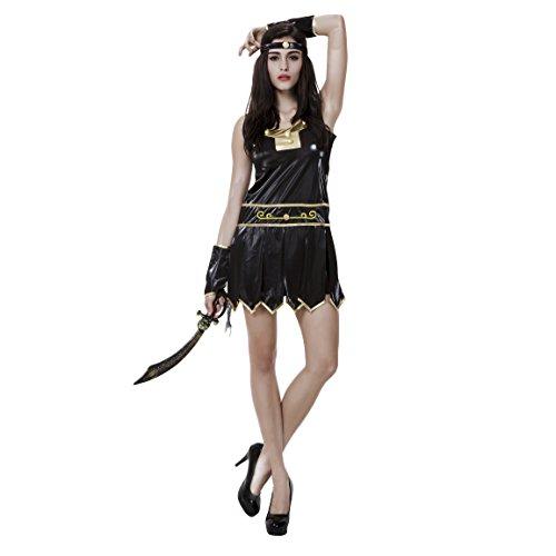 VENI MASEE Ladies/Man Captains Treasure Caribbean Pirate Halloween Fancy Dress Costume
