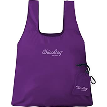 ChicoBag Reusable Shopping Bags: Purple [Kitchen]: Amazon.co.uk ...
