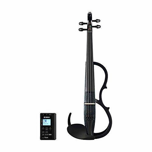 Yamaha Silent–Violín 4/4sv150sbl–Negro Violín eléctrico