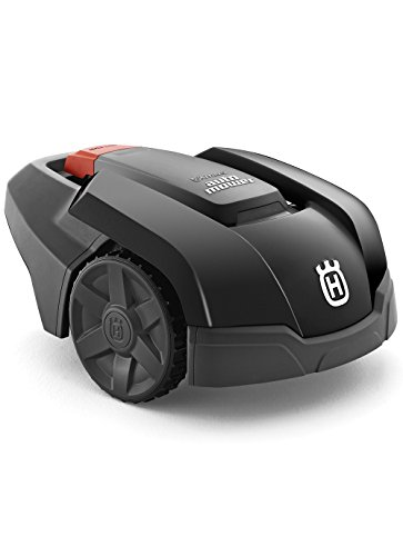 Husqvarna Automower 105 | Modello 2018 | Robot tagliaerba intelligente fino a 600 m²