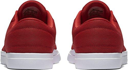 Nike SB Portmore Ultralight M, Chaussures de Sport Homme Rouge
