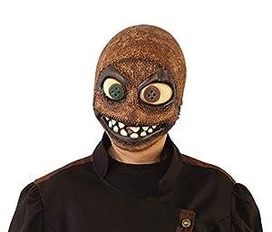 Haunted House Máscara Hombre Del Saco Latex (Rubies S5153)