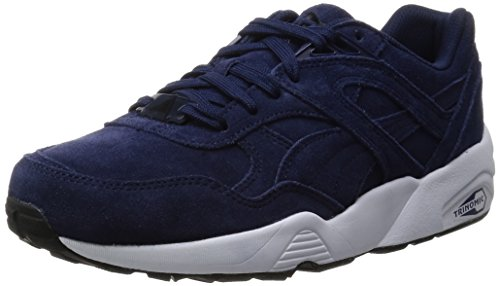 Puma R698 Allover, Sneaker Unisex - Adulto Blu (Bleu (Peacoat/White/Black))