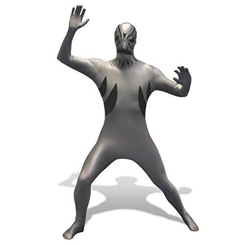 Power Ranger Morphsuit Kostüm große Zentai Anzug Cosplay Kostüm für Festivals (Putty Power Ranger Kostüm) (MEDIUM 5