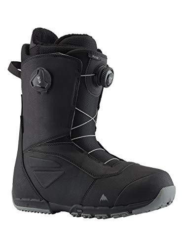 Burton Herren Ruler Boa Black Snowboard Boot, schwarz(Black), 44 EU(10)