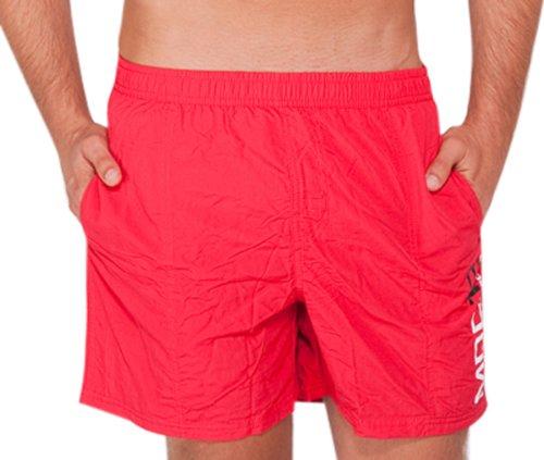 Manta Swim Men's Monaco, kurz rot - rot