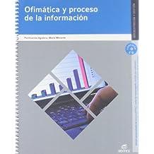 Ofimática y proceso de la información (Ciclos Formativos)