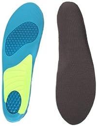 HealthPanion Cómodas Plantillas en Tres Colores de Longitud Completa para Hombre y para Mujer