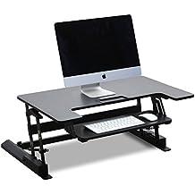 Amazon Co Uk Sit Stand Desk
