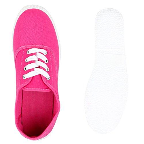 Sneaker Da Donna Sportive Da Uomo Scarpe Basiche Per Il Tempo Libero Basic Scarpe Stringate In Tessuto Stampa Di Molti Colori Rosa Flandell