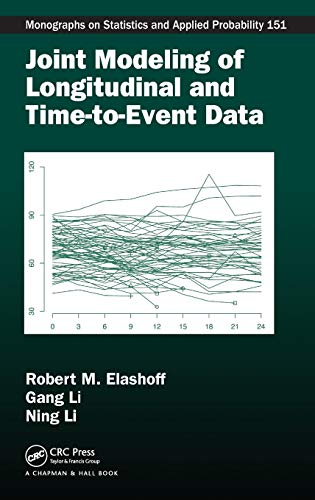 Joint Modeling of Longitudinal and Time-to-Event Data (Chapman & Hall/CRC Monographs on Statistics and Applied Probability)