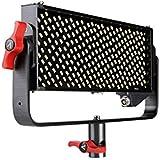 Aputure LS 1 / 2W LED Vidéo lumière CRI95 + 264 Perles Lampe SMD avec V-Mount batterie luminosité DMX contrôleur Boîte