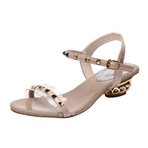 DaySing Pantoufles de Bohême, Femmes Cross Toe Double Buckle Strap Chaussures De Plage à Paillettes D'éTé Sandales Plates ÉTé Nouvelle Sandales De Plage Confortables Et éLéGantes