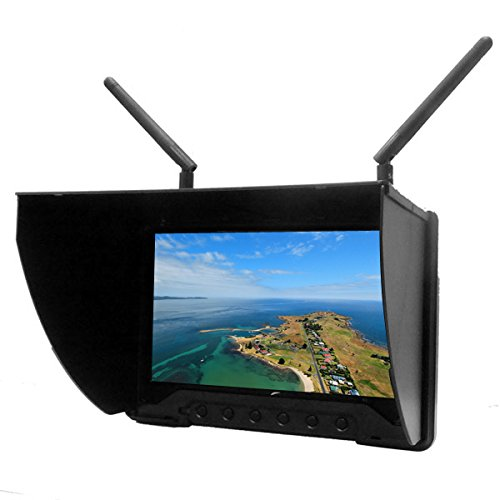 flysight-black-pearl-rc801lr-58ghz-40ch-7-inch-lcd-diversity-receiver-1024600-hd-monitor-with-integr